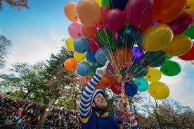balloons inflated for the macy s thanksgiving day parade abc7ny