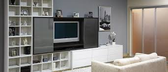 living room media furniture built in entertainment centers media cabinets california closets