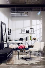 Graphic Design Home Office Inspiration Tour The Glam Offices Of Vita Fede Designed By Aimee Song