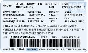 chrysler touch up paint color code and directions for chrysler
