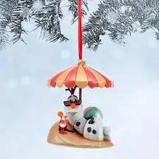 frozen olaf tree ornament whyrll