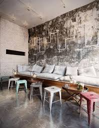 Interior Designs For Restaurants by Best 25 Cafe Seating Ideas On Pinterest Cafe Design Coffee