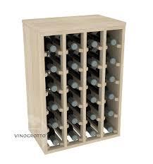 24 bottle wine rack vinogrotto tabletop rack