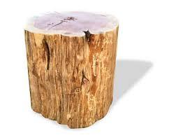 Tree Stump Side Table Tree Stump Table Real Cedar Live Edge Stump Natural Coffee