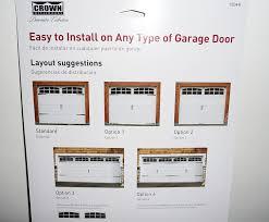 amazon com decorative garage door carriage house hardware kit