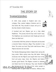 easy thanksgiving stories printable festival collections
