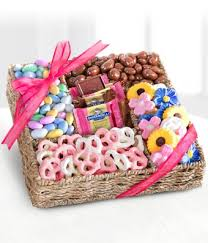 mothers day delivery s day chocolate treat basket at from you flowers