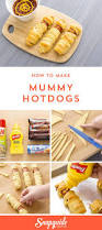 Halloween Birthday Ideas Best 25 Mummy Dogs Ideas On Pinterest Mummy Dogs Creepy