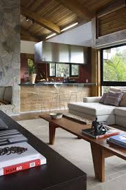 contemporary mountain house by david guerra architecture