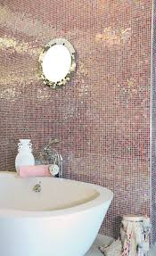 Grey Mosaic Bathroom 33 Pink Mosaic Bathroom Tiles Ideas And Pictures Pink Blue Mosaic
