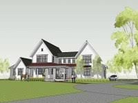 Country Craftsman House Plans One Or Two Story Craftsman House Plan Country Craftsman House