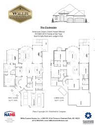 clydesdalemodel details kansas city custom home builder willis