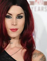 kat von d celebrities tattoos fashion updates