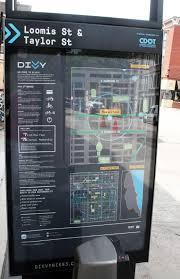 divvy bike map sustainability uic divvy bike at uic