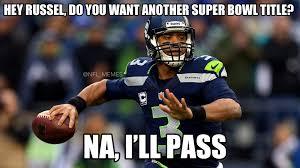 Russell Wilson Memes - futebol americano os memes do super bowl xlix futebol americano