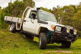 toyota jeep white toyota landcruiser 79 series single cab non vsc white 11111