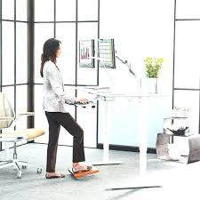 Sit Stand Desk Reviews Best Sit To Stand Desk Owiczart