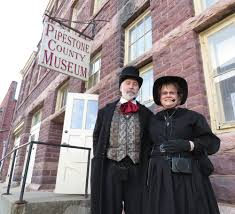 midwest traveler ghosts of the past in pipestone minn
