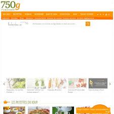 750g recette de cuisine fiche de cuisine complète 750g com recettes de cuisine et vins