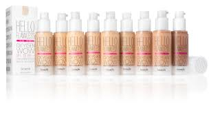 benefit stay flawless 15 hour primer u0026 foundation being fearless