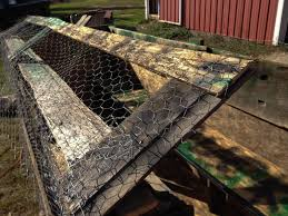 Homemade Goose Blind Huntwise Blog Build Your Own Duck Blind A Diy Approach