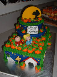 surreal confections happy halloween charlie brown