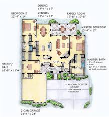 florida house plans with pool house plan 56528 at familyhomeplans