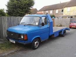 ford transit diesel for sale second ford transit mk2 recovery truck beavertail 2 5 diesel