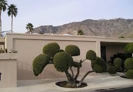 Midcentury Modern Landscaping - desert modern landscaping palm springs modern homes