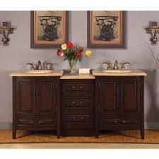 silkroad antique double sink vanity hyp 0726 tl 72