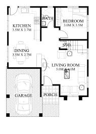 modern floor plan design 50 images of 15 two storey modern houses with floor plans and