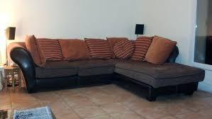 canap d angle bois et chiffon achetez canapé d angle occasion annonce vente à nîmes 30 wb148967923