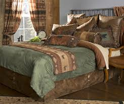 Pine Bed Set Northern Pine Bedding Set Carstens Inc
