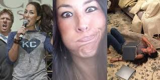 joanna gaines no makeup pics joanna gaines doesn t want the public to see babygaga
