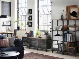 Industrial Look Living Room by Choice Living Room Gallery Living Room Ikea