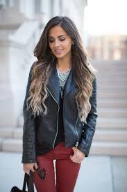 Frisuren Lange Haare Mit Farbe by Balayage Technik Natürliche Highlights Und Toller Look