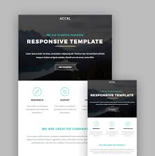 19 best mailchimp responsive email templates for 2018 newsletters