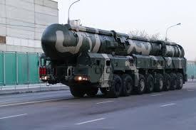 yuzhnoye design bureau topol m intercontinental ballistic missile icbm army technology