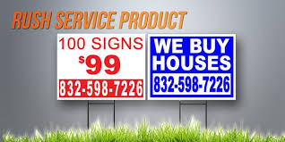 Business Cards Cheap 12 For 1000 100 Yard Signs For 99 Super Cheap Yard Signs Free Shipping