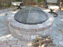 custom outdoor fire pits custom outdoor fire pit screen inter mountain innovations inc