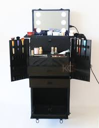 portable hair and makeup stations multifuncional professional modern mobile hairdressing hair