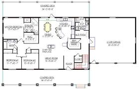 bungalow house plans with basement bungalow walkout basement plan really like garage house plans