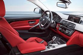 bmw inside 2014 2014 bmw 4 series coupe images revealed