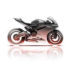 motorcycle design sketches on behance ducati pinterest