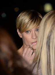 house of cards robin wright hairstyle more pics of robin wright short cut with bangs 8 of 27 short