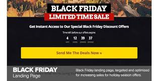 black friday marketing black friday and cyber monday 6 marketing strategies for your