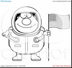 surprising astronaut coloring page printable pages for kids with