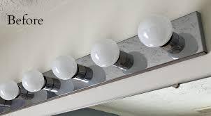 Lighting Fixtures For Bathroom Bathrooms Design Chrome Bath Vanity Lights Bathroom Lighting