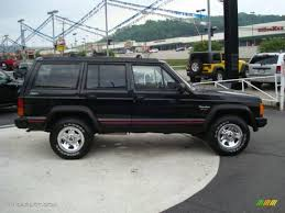 1996 black jeep cherokee sport 4wd 11174538 photo 5 gtcarlot