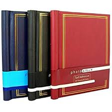 large photo album anker self adhesive photo albums with 20 sheets 40 sides each